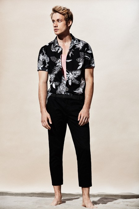 Camisas Tropicales 2