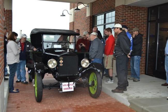 Ford T en Gilmore Museum