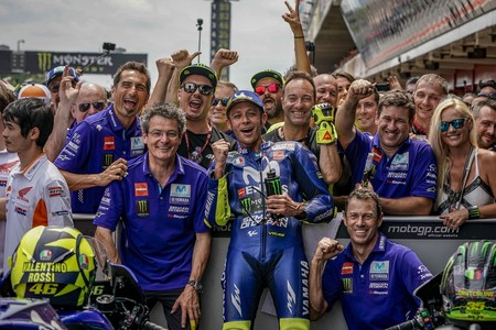 Valentino Rossi Gp Catalunya Motogp 2018 3
