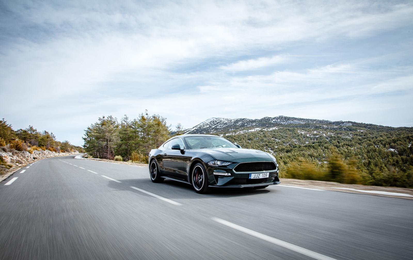 Foto de Ford Mustang Bullit (versión europea) (12/15)