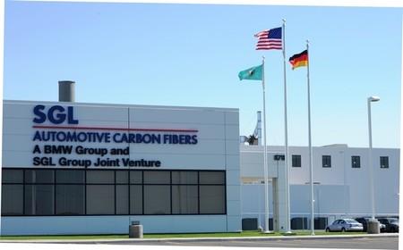 SGL BMW planta de fabricación de fibra de carbono