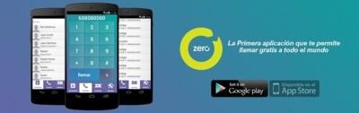 ZeroApp se actualiza con multiconferencias y hasta 15 minutos al día gratis por recomendación