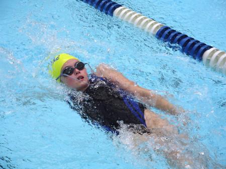 Cinco razones para practicar natación