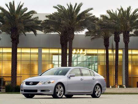 Lexus Gs450h