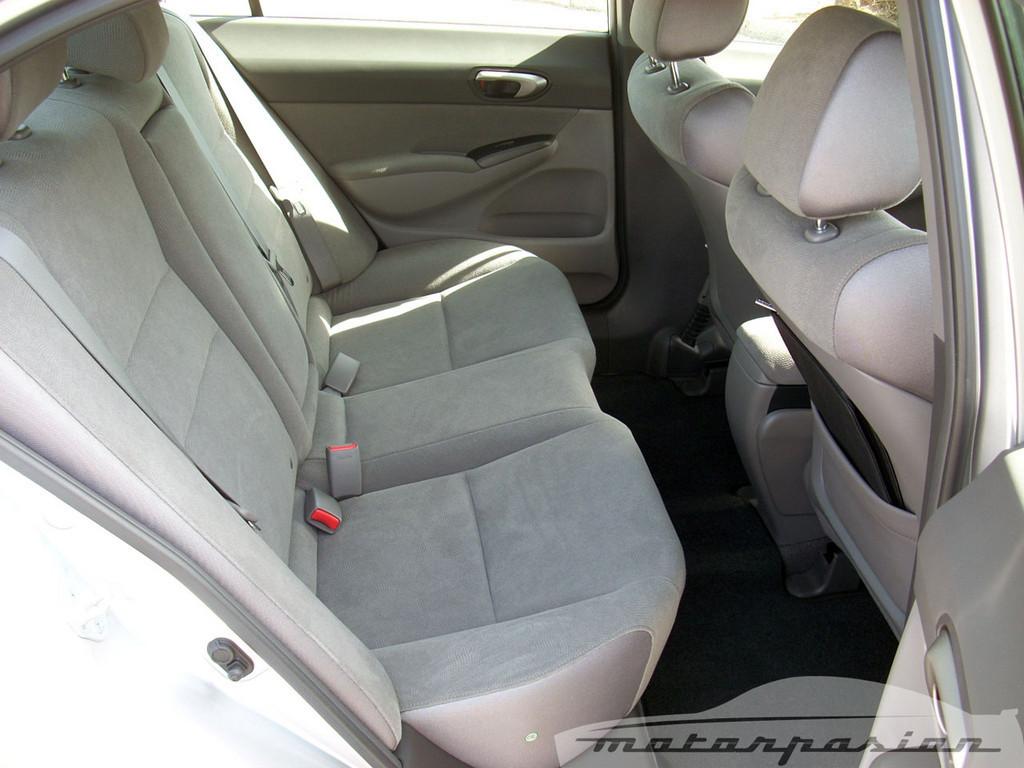 Foto de Honda Civic Hybrid (prueba) (31/40)
