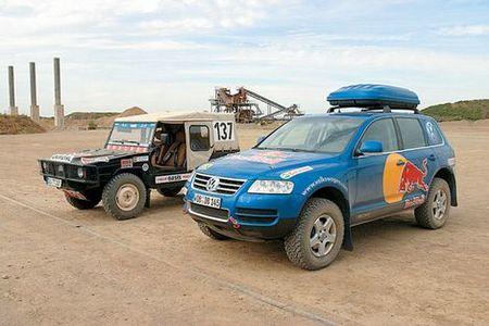 Volkswagen y el Dakar