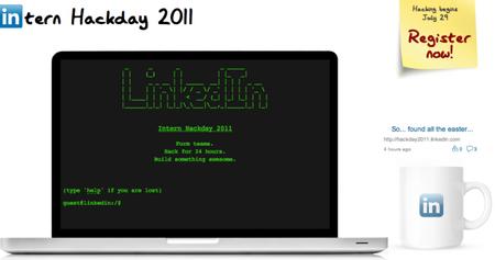LinkedIn organiza un intern Hackday para buscar talento