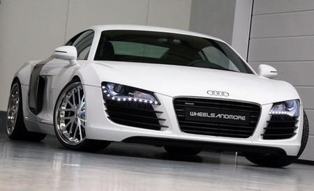 Audi R8 por Wheelsandmore
