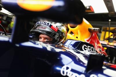 Sebastian Vettel se convierte en el tricampeón del mundo más jóven de la historia