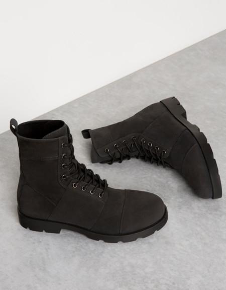 Las botas de trabajo
