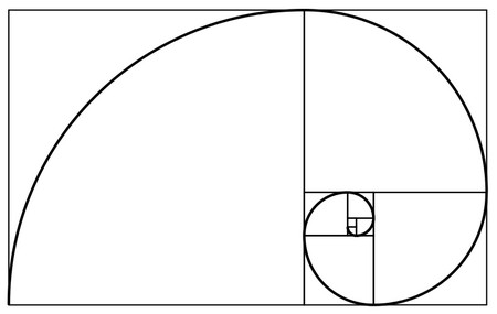 Espiral Fibonacci
