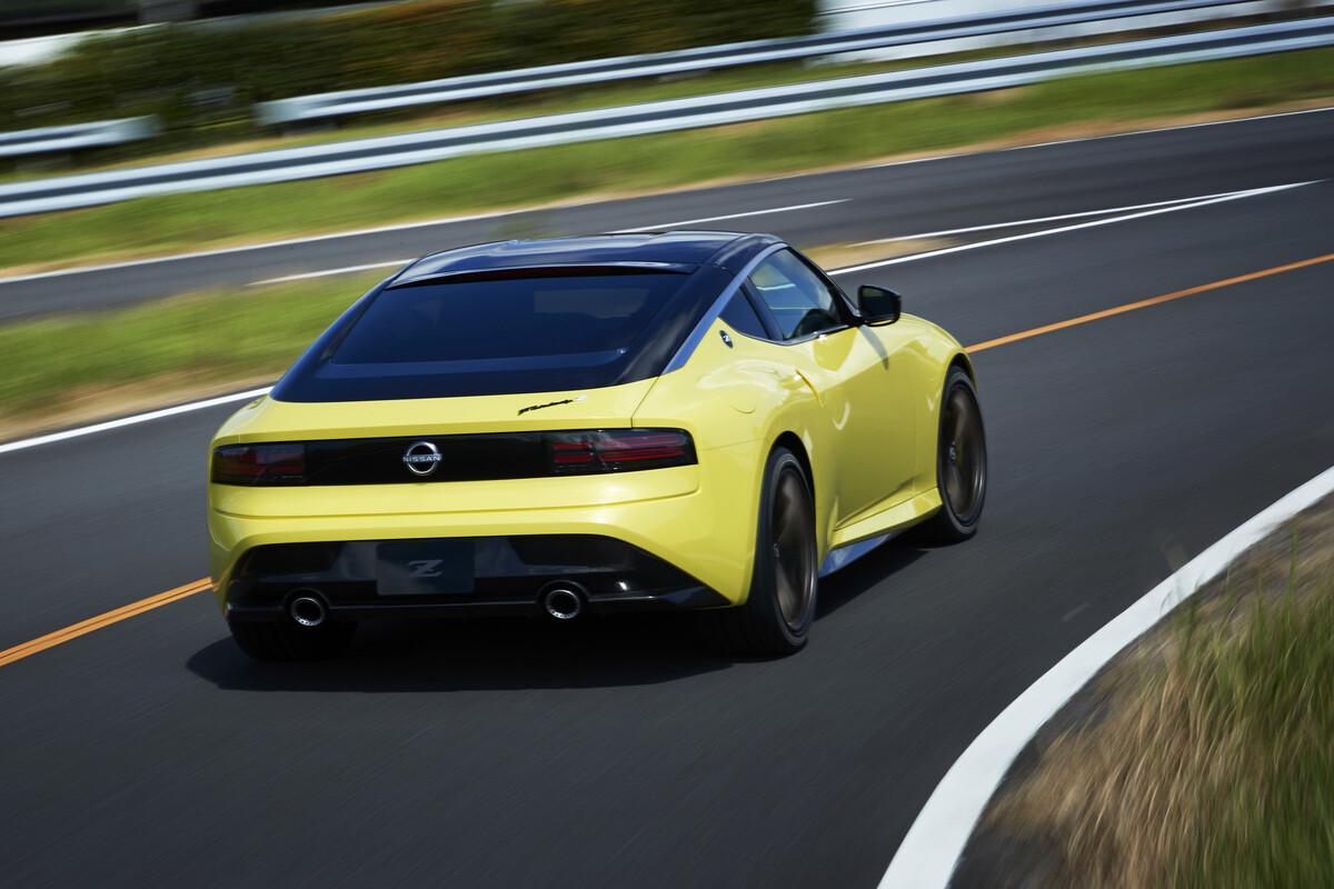 Foto de Nissan Z Proto (5/26)