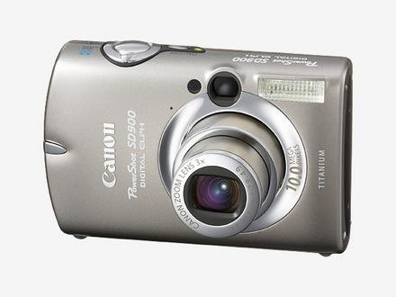 Canon IXUS 850 IS y 900 Ti