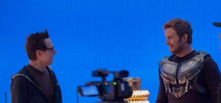 James Gunn dirigirá 'Guardianes de la Galaxia Vol. 3' (y ya hay opiniones del Vol. 2)