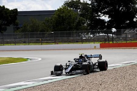 Bottas Gran Bretana F1 2020
