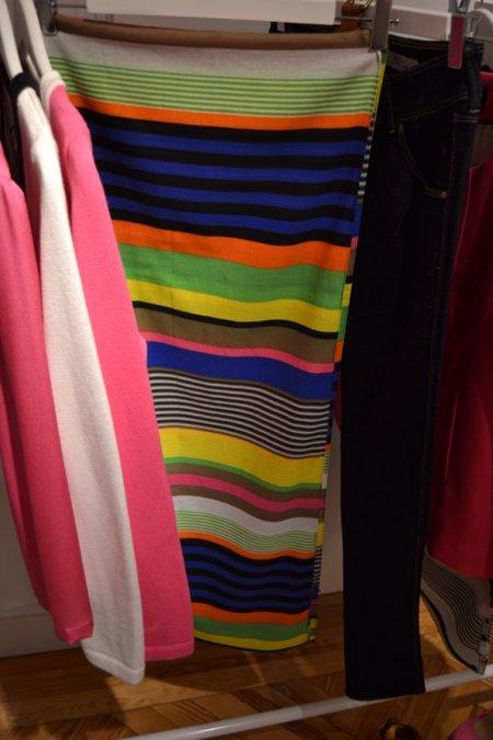 Maxifaldas H&M colección Primavera-Verano 2012