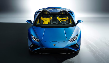 Lamborghini Huracán EVO RDW Spyder 2020