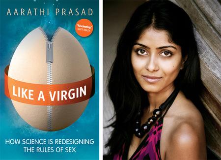 """""""Like a Virgin"""": polémica por un libro que explica que se podrán tener hijos sin relaciones y sin gestación"""