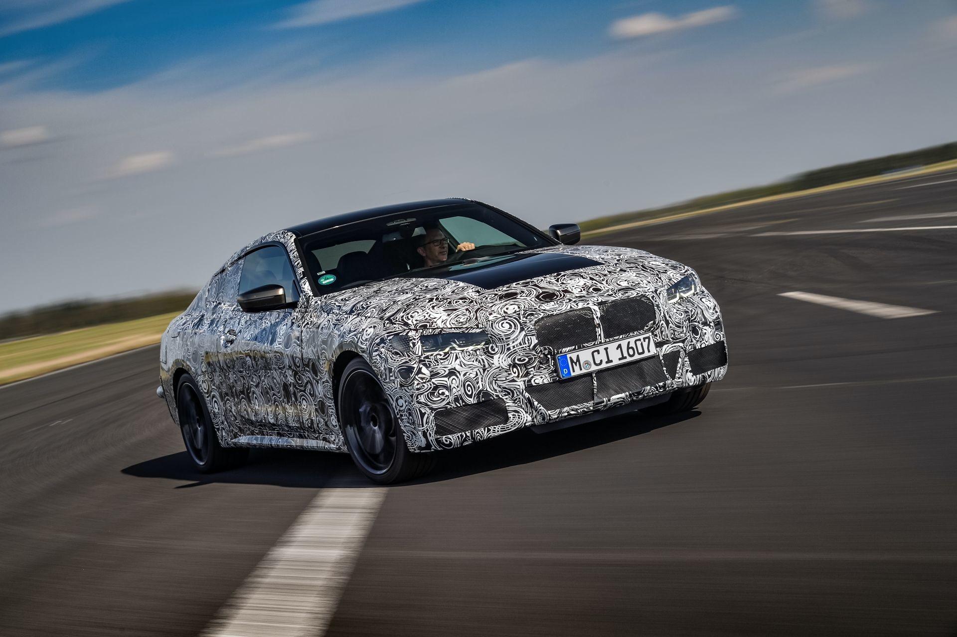 Foto de BMW Serie 4 2021 (fotos espía) (7/38)