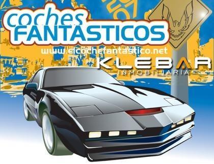 Coches Fantásticos 2007, nuevo cartel y programa de actividades