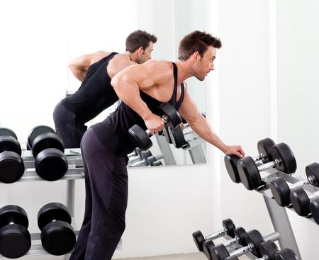 Comenzar a entrenar en el gimnasio