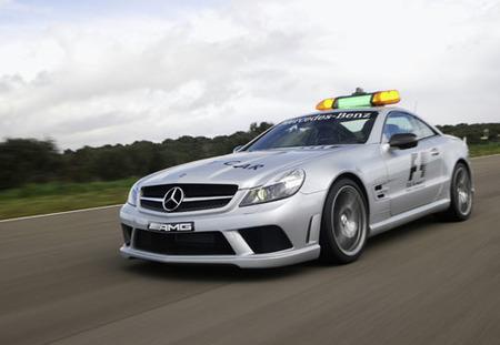 Mercedes mantiene los Safety Car de la temporada 2008