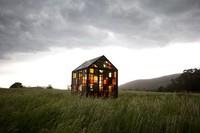 La asombrosa casita de azúcar hecha por William Lamson