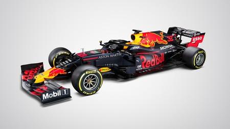 ¡Presentado! Así es el último Red Bull Honda de Fórmula 1 que cuente con la colaboración de Aston Martin