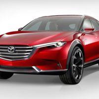 Mazda Koeru Concept, el prototipo que podría resucitar al Mazda CX-7