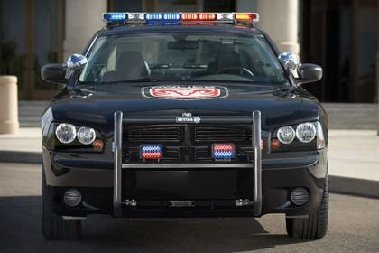 2006 Dodge Charger Police Interceptor