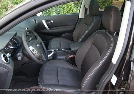Nissan Qashqai 1.6 dCi 130 4x4 miniprueba 10