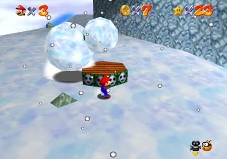 Super Mario 64 Mundo4 Estrella5 02