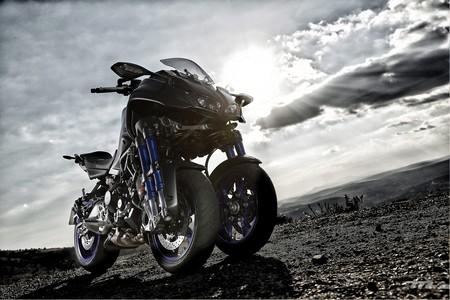 Yamaha Niken 2018 Prueba 007