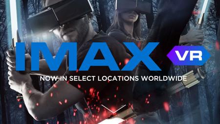 """Los cines de realidad virtual han sido un fracaso: IMAX cierra sus tres últimas tres salas y cancela """"algunas inversiones"""" más"""