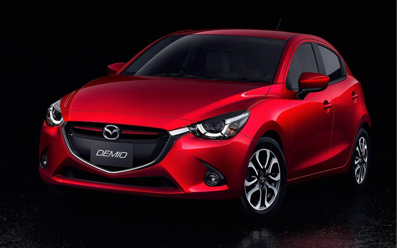 Foto de Mazda 2 2015 (15/24)