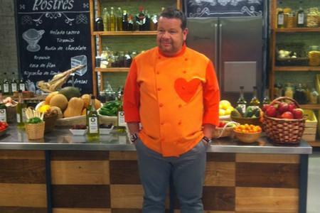 Top Chef. Alberto Chicote