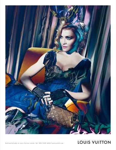 Madonna y Louis Vuitton Otoño-Invierno 2009/2010, segunda parte del relato II
