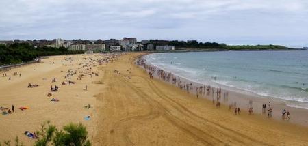 Cinco destinos de playa para ir con niños (III): Santander