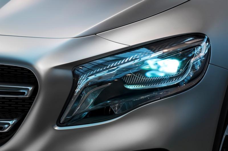 Foto de Mercedes GLA Concept (7/7)