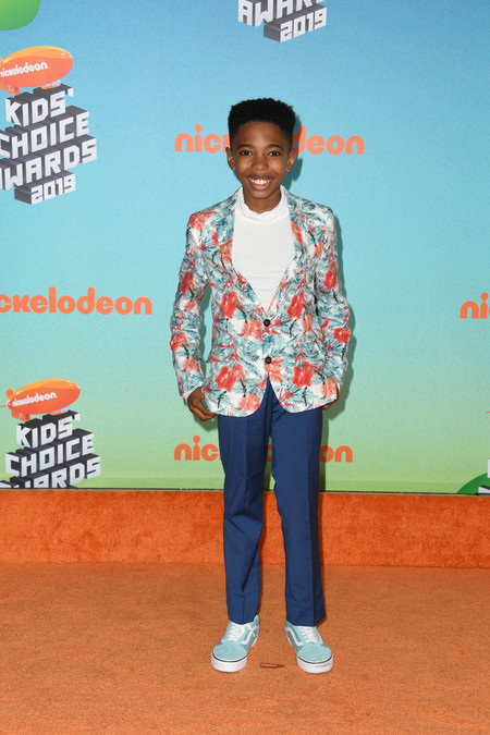 Seth Car Nickelodeon S 2019 Kids Choice Awards Arrivals Red Carpet