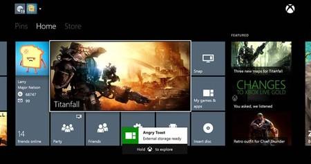 Se revelan detalles de la actualización de junio en Xbox One