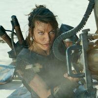 La película de Monster Hunter nos regala nueve minutos de metraje con Milla Jovovich cazando monstruos
