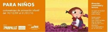 Ciclo de cine de animación infantil en Valencia