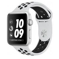 Ahora por 319,99 euros, tienes esperándote en eBay el Apple Watch Series 3 edición Nike+, de 42 mm en blanco,