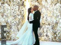 Por fin vemos el traje de novio de Kanye West: así fue su boda con Kim Kardashian poniendo el broche de oro al culebrón del año