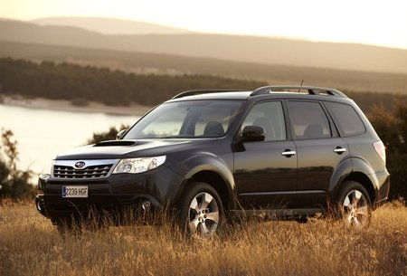 Subaru Forester Diesel, ahora más equipado y menos sediento