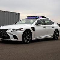 Los coches autónomos nivel 4 de Toyota llegarán a las calles el próximo verano