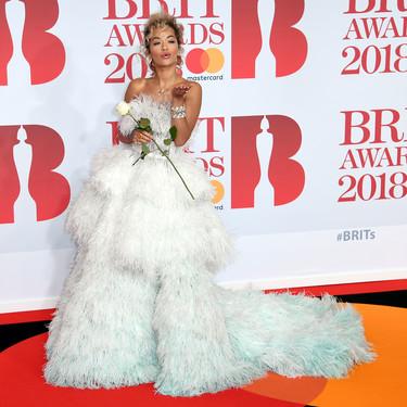 Los 7 mejores recogidos de los Brit Awards 2018
