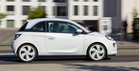 Opel Adam Black Link y Adam White Link, imitando a un Smartphone sobre ruedas