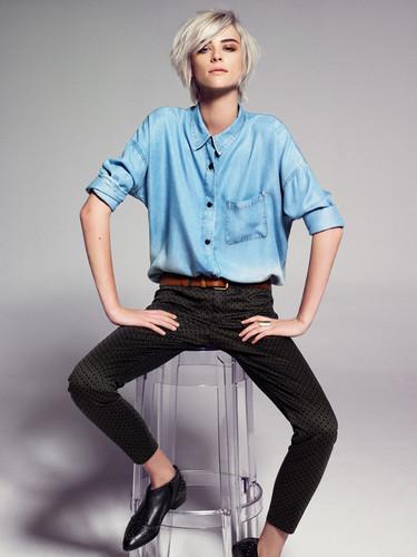 Tendencias low cost invierno 2012: no es un pijama, es tu pantalón de fiesta